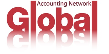 Global Accounting Network Limited. logo