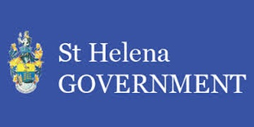 St. Helena Government logo