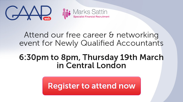 Career development & networking evening for NQ Accountants