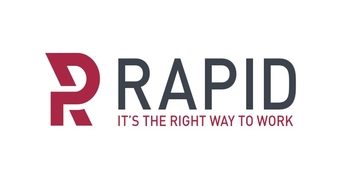 Rapid Search & Interim logo