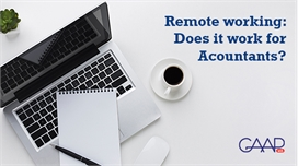 Remote Working: Does it Work for Accountants?