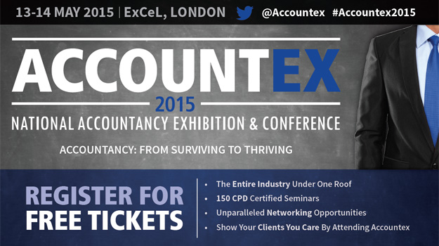 Your free invitation to Accountex 2015