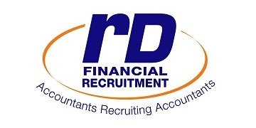 RD Financial Recruitment logo
