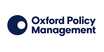 Oxford Policy Management logo