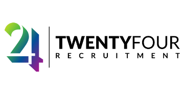 Twenty Four Recruitment Group logo