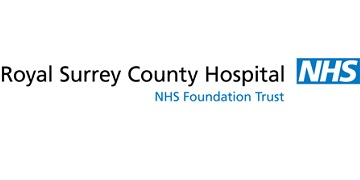 Royal Surrey County Hospital NHS logo