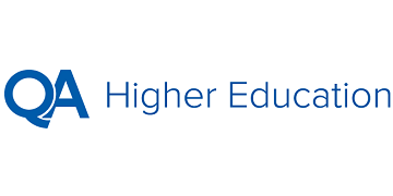 QA Higher Education logo