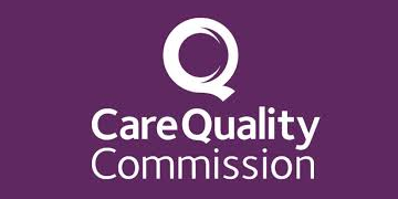 Care Quality Commisson logo