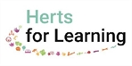 Herts for Learning logo